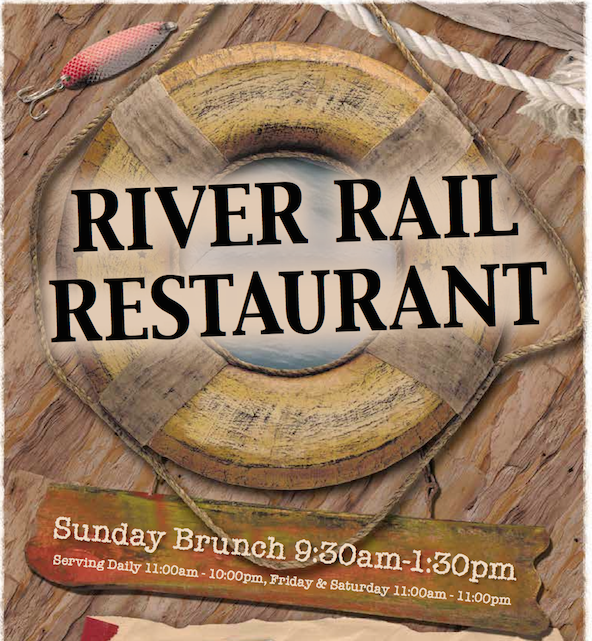 River Rail Bar & Grill Menu